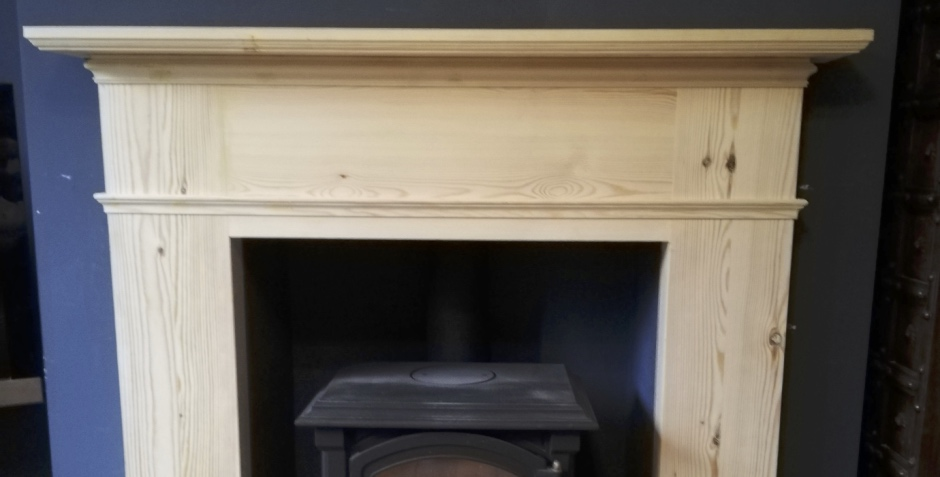 Bespoke Carpentry Fireplace